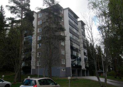 Jämsän Maalaus ja Kunnostus Oy:n referenssikohde
