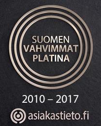 Suomen Vahvimmat jäsenyritys